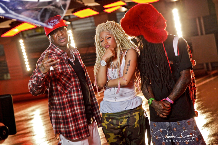 Lil Wayne Nicki Minaj Baby