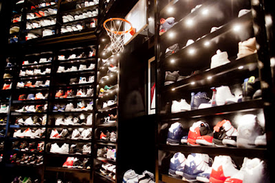 Jon Phenomenon Exclusive Joe Johnsons Sneaker Closet
