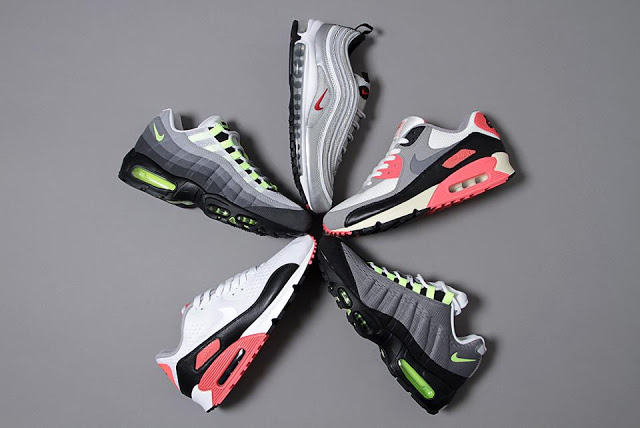 buy popular f1faf 7977f Nike Previews New Air Max 90, 95, & 97!!! (2013) – Jon ...