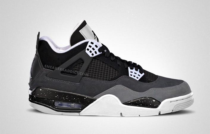 "best cheap 450fd 394c4 First Look: Nike Air Jordan Retro 4 ""Oreo"" – Jon Phenomenon"