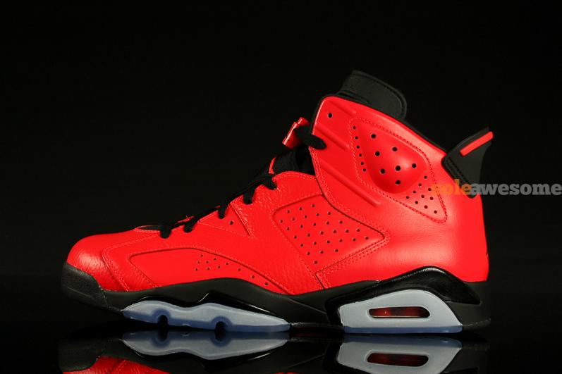 "5f1d5b27fb8d10 ... Release Reminder Nike Air Jordan Retro 6 ""Infrared 23"" – Jon Phenomenon  ..."