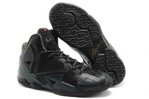 super popular e5e17 cd24c Online-Sale-Nike-LeBron-11-030-001-Blackout-