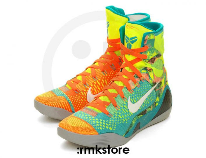 "super popular 6dcf3 99fe3 First Look  Nike Kobe 9 Elite ""Influence"""