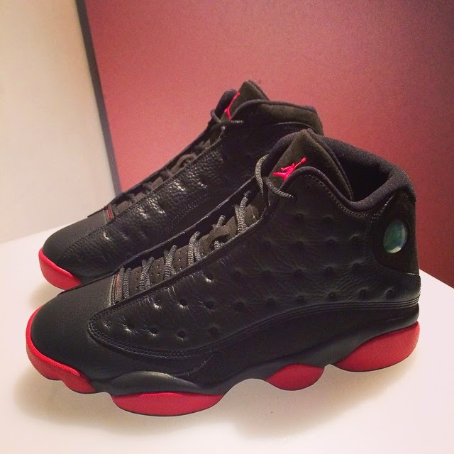 First Look  Nike Air Jordan XIII Retro (Black Red) – Jon Phenomenon cc59b2100071