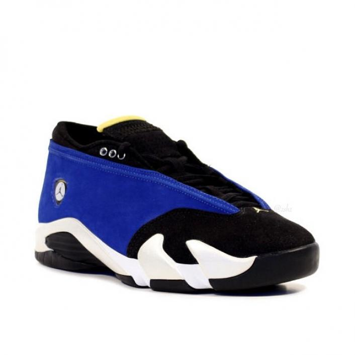 "cheap for discount 97d35 11f23 First Look: Nike Air Jordan Retro 14 Low ""Laney"" – Jon ..."