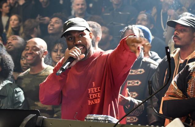 Kanye 718